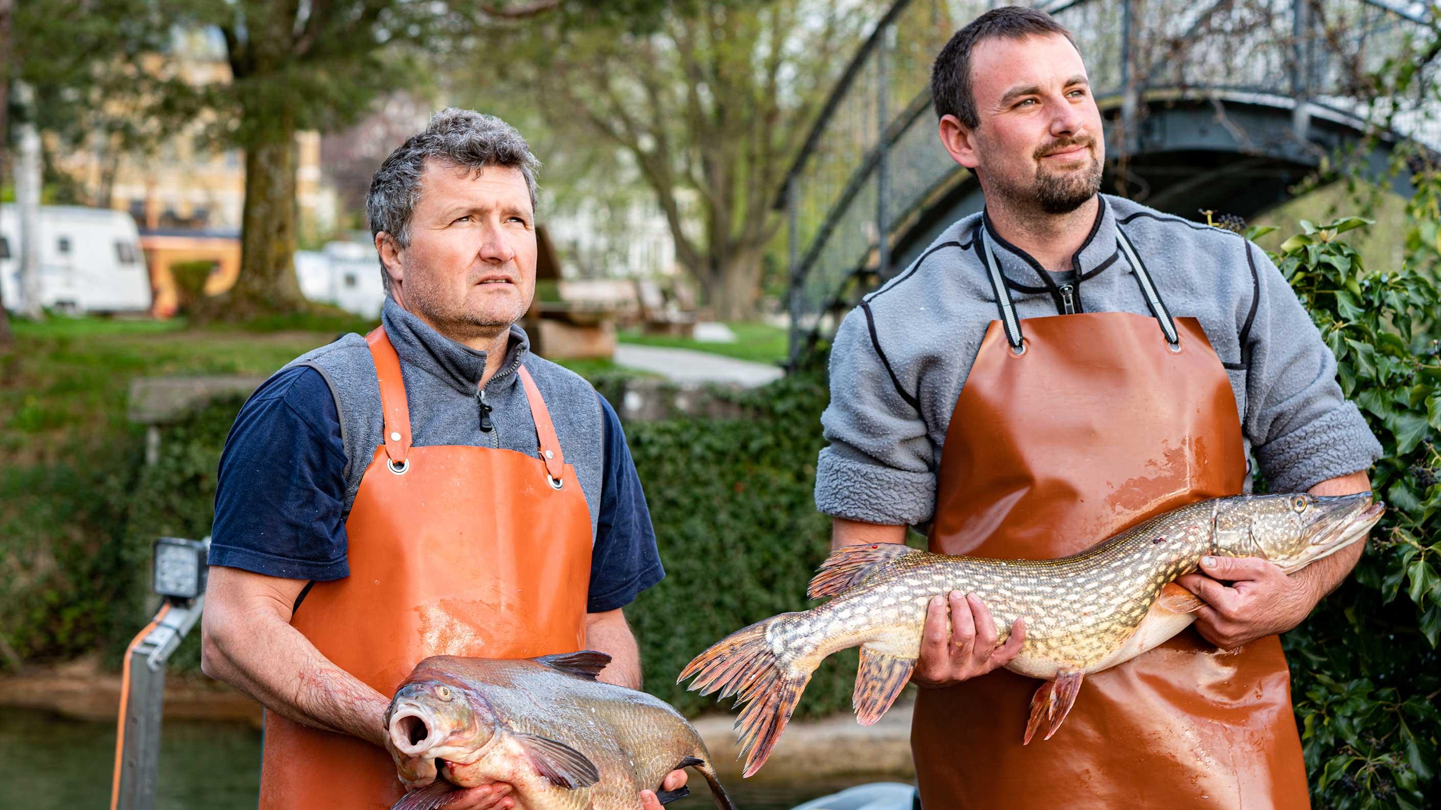 Wie man Gewicht verliert, um zu fischen