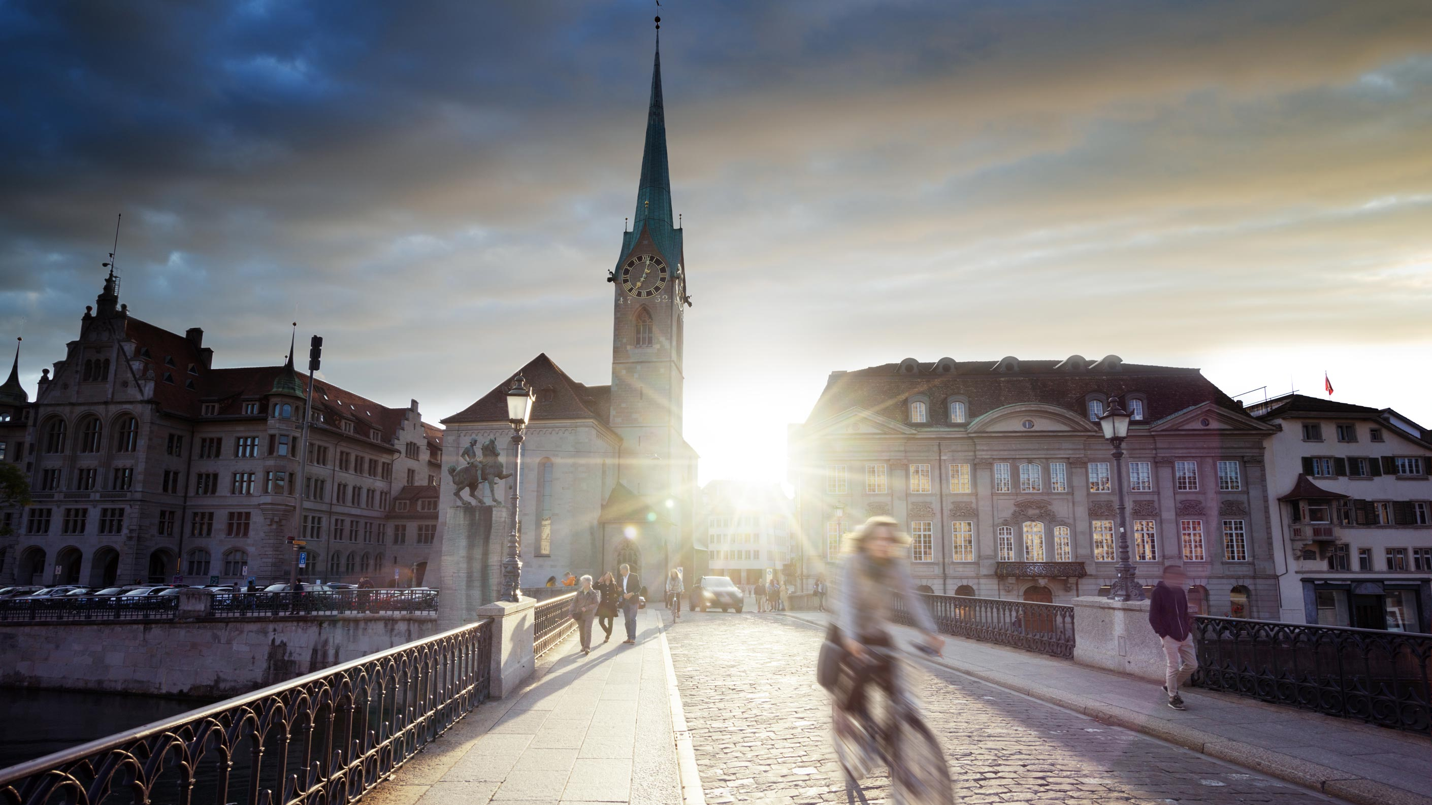 Zurich dating agentur